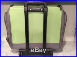 CRICUT Personal Cutter CREATE Rolling Wheeled ROLLER BAG Storage Carry CASE