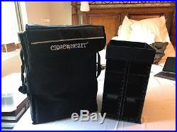 CTMH Close To My Heart Ink Organizer Retired Withcarrying case