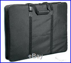 Carry All Soft Sided Art Portfolios For 32X42 Inch Art Luggage Art Cases Travel