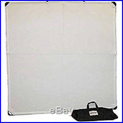 Cheryl Ann's 72 Portable White Design Wall with Carrying Case