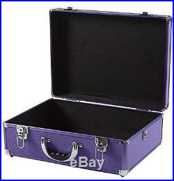 Copic Aluminum Art Carrying Case (Purple)
