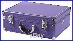 Copic Aluminum Art Carrying Case (Purple) Purple