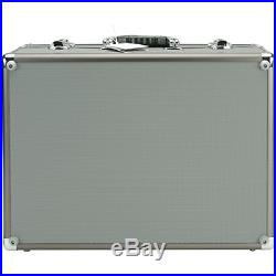 Copic Aluminum Carrying Case with Strap, 3.5 X 18 X 7 inches, Holds 358 Markers