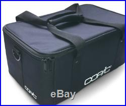 Copic Carrying Case Black! 380 Markers Available (for Illustration) F/s