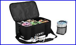 Copic Carrying Case Black Bag For 380 Markers Best Gift Genuine NEW