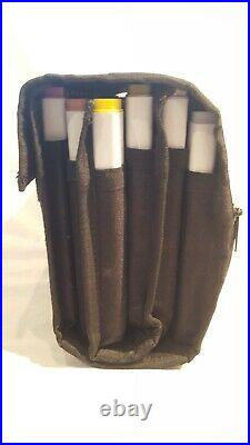 Copic Classic Markers Set A 72 Pen Graphic Colours + Carry Case & Ink Refills