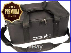 Copic Rigid Polyester Carrying Case Black