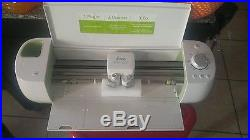 Cricut Explore one Design And Cut system unit and carrying case only