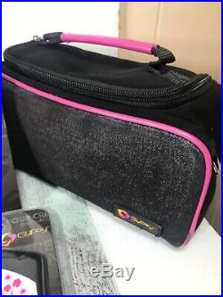 Cricut Gypsy New Cords Sleeves And Carrying Case Plus Extras! Design Anywhere