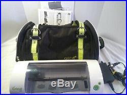 Cricut Mini CMNI001 Electronic Cutting Machine with carry case