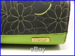 Cricut Personal Electronic Cutter Machine with Carrying Case, Cord and Accessories