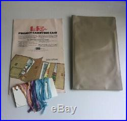 Dal-craft inc. LoRan project carrying case for your cross stitch project