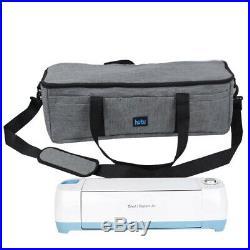 Die Cut Machine Bag, HUTU Craft Carrying Case Compatible with Cricut Explore