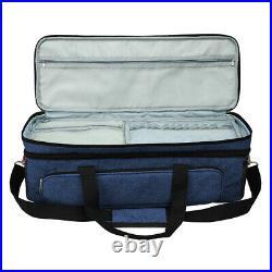 Die-Cut Machine Carrying Case Multipurpose Sewing Craft Tools Storage Shoulder