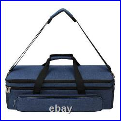 Die-Cut Machine Carrying Case Sewing Craft Tools Fabric Pen Storage Shoulder Bag