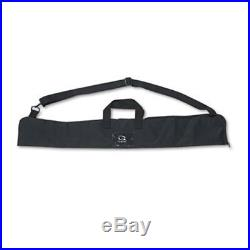 Display Easel Carrying Case, 38 1/5w x 1 1/2d x 6 1/2h, Nylon, Black 2 Pack