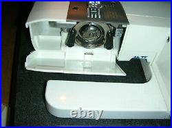 EURO-PRO Sewing Machine Model# 7130 Q with Speed Control Foot Pedal-Carrying Case