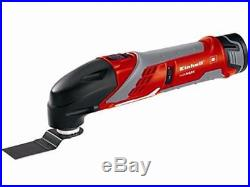 Einhell RT-MG 10.8 Li Cordless Multi-Function Tool with Carry Case and Blade