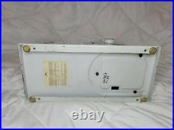 Elna Elnasuper Series 62C Sewing Machine Made in Switzerland with Carry Case