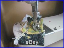 Elna Supermatic Sewing Machine Elna 2 Swiss Built W Carrying Case Serviced