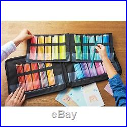 FELISSIMO Colored Pencils Exclusive case bag Stationery 100 stored palette Carry