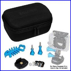 Fotodiox Pro GoTough CamCase Single Blue Kit GoTough Carrying Case and. New