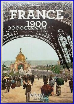France Around 1900 A Portrait in Color by Marc Walter/Brand New
