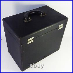 Genuine Original Vintage Singer Featherweight 221 Carrying Case & Lift-Out Tray