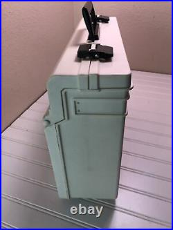 Genuine Vintage Bernina Accessory Storage Box Carry Case with Adjustable Dividers
