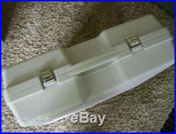 HUGE HARD CARRY CASE 4 Baby Lock for the Love of Sewing Embroidery Machine MINTY