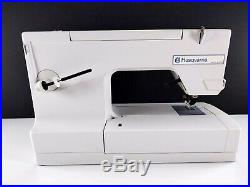 Husqvarna Viking #1 1200 Sewing Machine with Extras, Carry Case 300 Anniversary