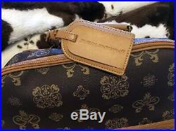 Husqvarna Viking Designer Diamond Deluxe Embroidery Unit Carry Case Bag