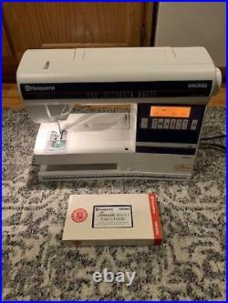 Husqvarna Viking Freesia 415 Sewing Machine Tested And Works