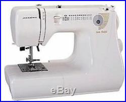 Janome JEM GOLD 660 Sewing Machine NEW IN BOX