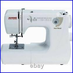Janome Jem Gold 660 Lightweight Sewing Machine + Bonus Kit NEW