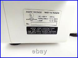 Janome MyLock 634D Overlock Serger Machine with Carrying Case