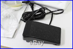 Juki Pearl Line MO-654DE Electric 120v Sewing Machine in Carrying Case Free Ship