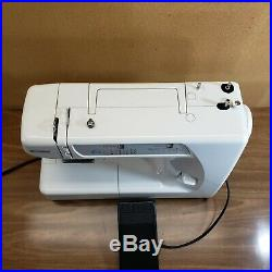 Kenmore 385. 12916890 Sewing Machine Carrying Case, Pedal, Manuals, Kits case