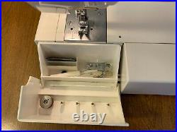 Kenmore Portable Sewing Machine Model 385 12614490 withPedal & Carrying Case