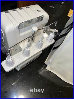 Kenmore Serger Model 385. 16644690 With Carrying Case