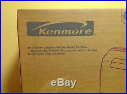 Kenmore Sewing Machine Carrying Case Model 97604 Brand NewithSealed