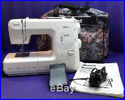 Kenmore sewing machine 385-16530000 With Soft Carry Case, Pedal & Instructions