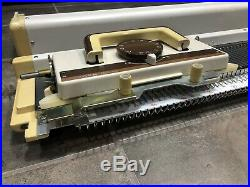 Knitting Machine KNITTER MODEL MOD. 150 Chunky In Carry Case Not Tested
