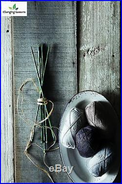 Knitting Needles Set 9 Pieces 14 Picks Carrying Case Sizes 4 5 6 7 8 9 10 10.5