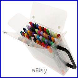Kuretake Zig Memory System Calligraphy Pens Carry case with all 48 colours