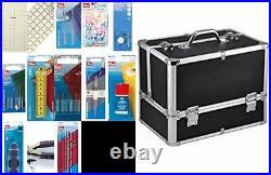 Large Aluminum Carry Case & PRYM Bundle New