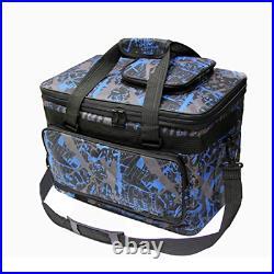 Large Art Bag Art Supplies Carrying Bag Case Foldable Art Craft Tote Bag Storage