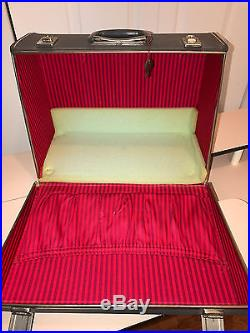 Lockable Sewing Machine Carrying Case ONLY, for Viking, etc Used