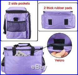 Luxja Sewing Machine Bag with Removable Padding Pad, Sewing Machine Carry Case