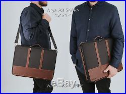 Luxury Art Portfolio Case 12 x 17 A3 Artist Carrying Bag Premium Business
